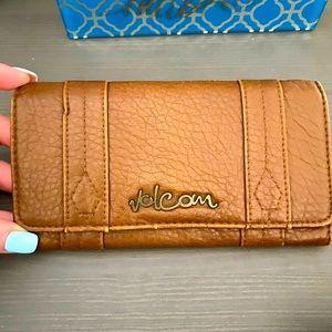Cute Volcom wallet